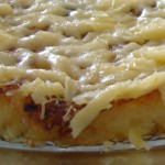 SWISS ROSTI POTATO WITH GRUYÈRE CHEESE