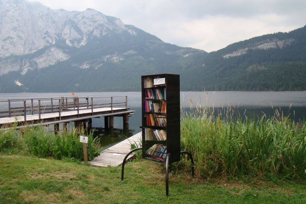 Altausee, Salzkammergut, Áustria,Altausee -  most beautiful lakes of Salzkammergut