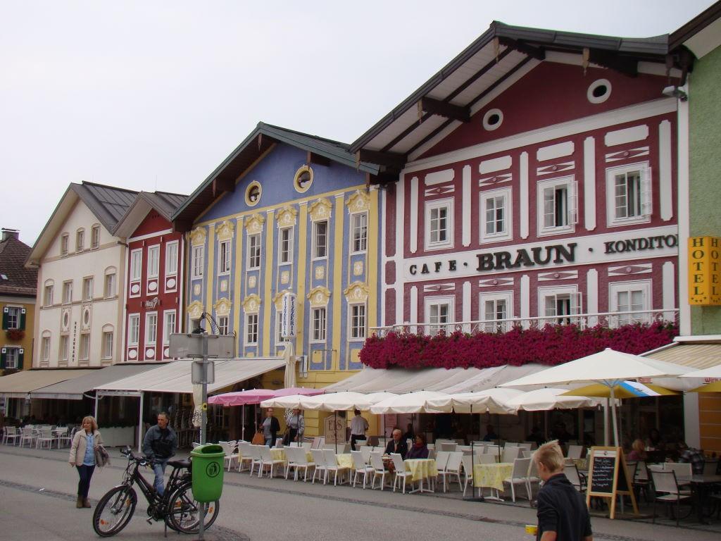 Mondsee, Salzkammergut, Áustria