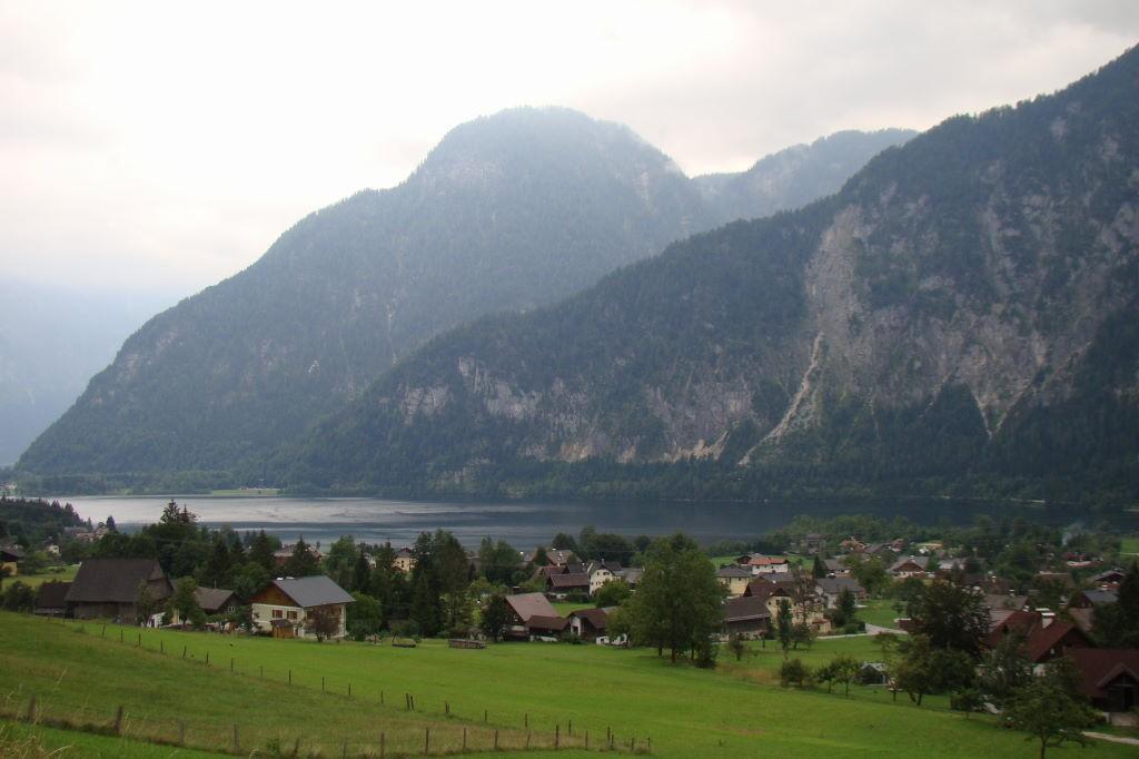 Bad Goisern, Salzkammergut, - Most beautiful lakes of Salzkammergut