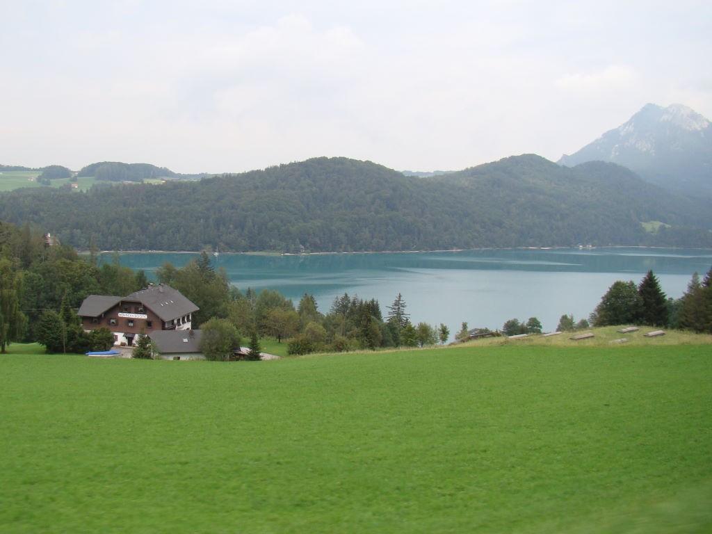 Fuschl ,Salzkammergut, Áustria
