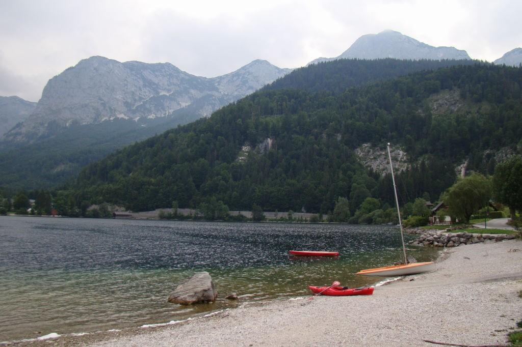 Gobl ,most beautiful lakes of Salzkammergut