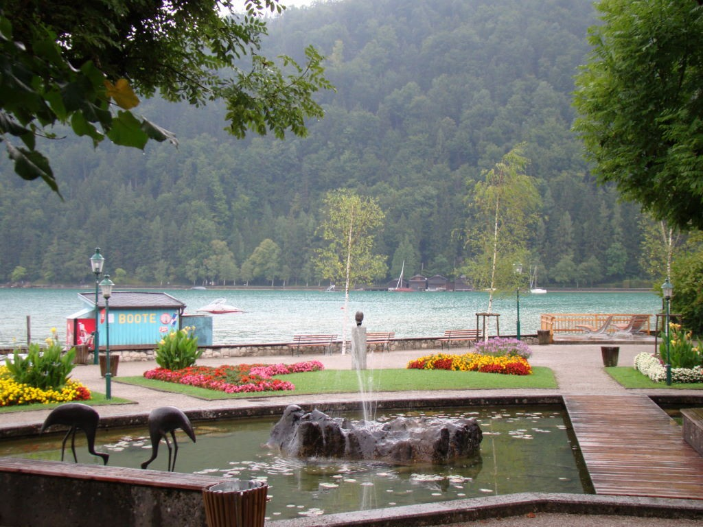 Strobl - One of the most beautiful lakes of Salzkammergut