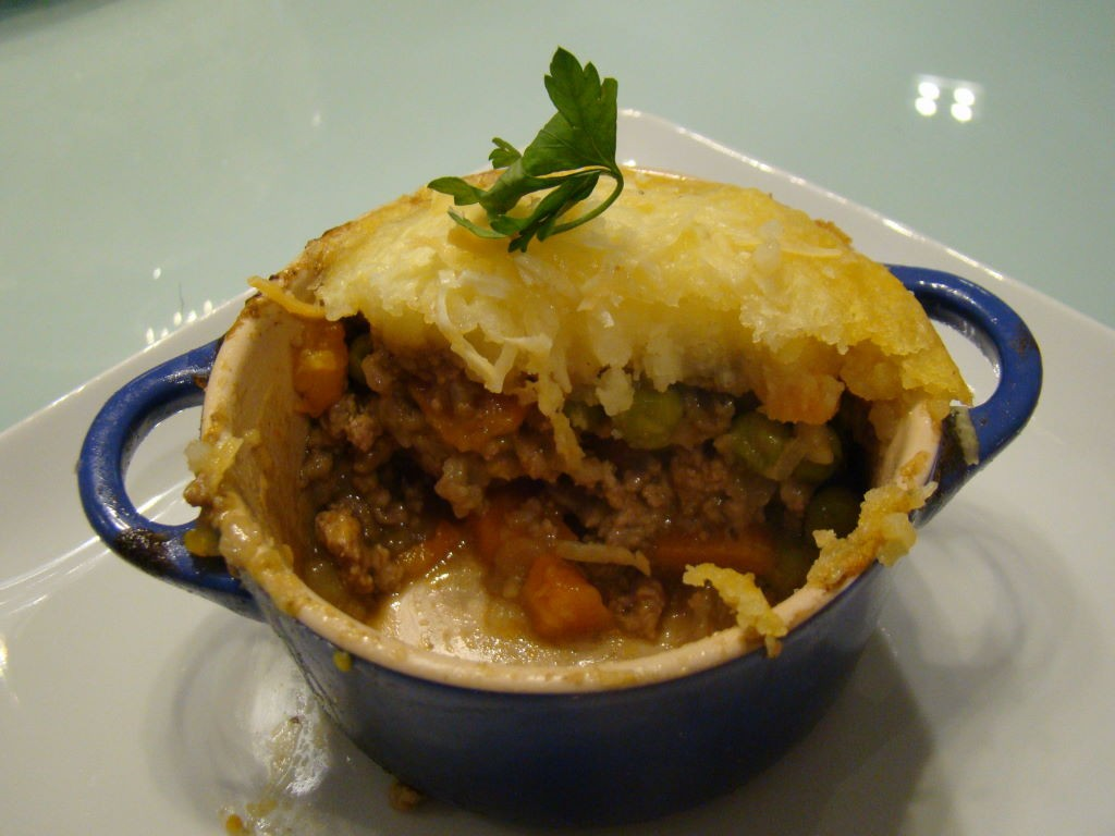 Shepherd's Pie, Scottish recipes