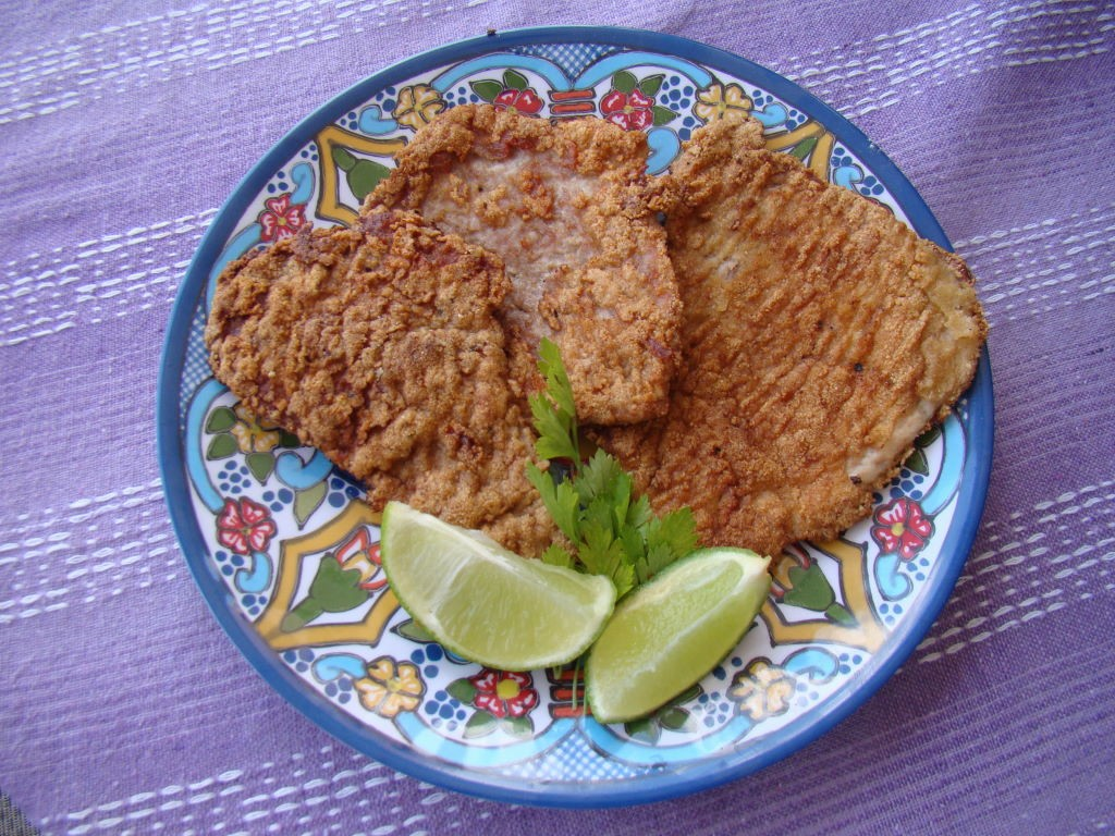 Wiener Schnitzel, Austria, typical austrian recipe