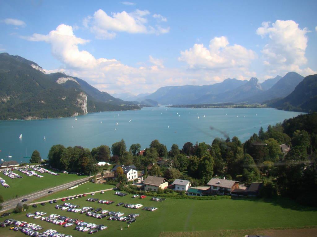 St. Gilgen -  The most beautiful lakes of Salzkammergut