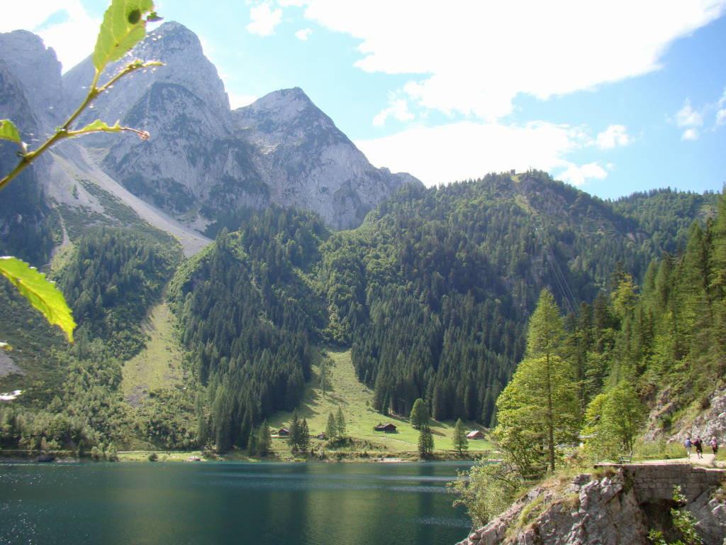 Gosau  Lake - The most beautiful lakes of Salzkammergut