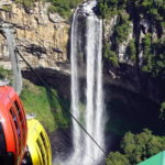 CANELA CABLE CAR – BEST VIEW OF CARACOL FALLS!