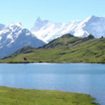 HIKING TRAIL GRINDELWALD FIRST TO BACHALPSEE – SPECTACULAR!