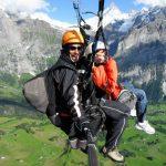 Best Paragliding Tandem Flight in Switzerland