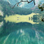 KONIGSSEE LAKE AND OBERSEE LAKE GERMANY