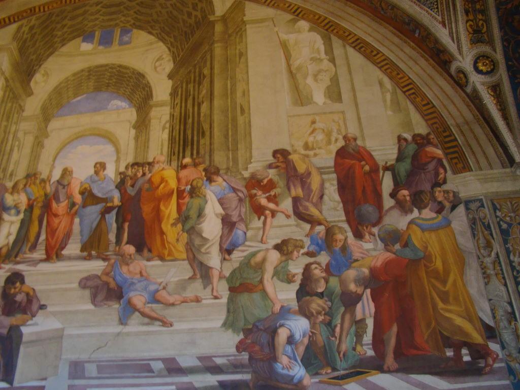 Sala da Segnatura - Museu do Vaticano e Capela Sistina - O Que Ver