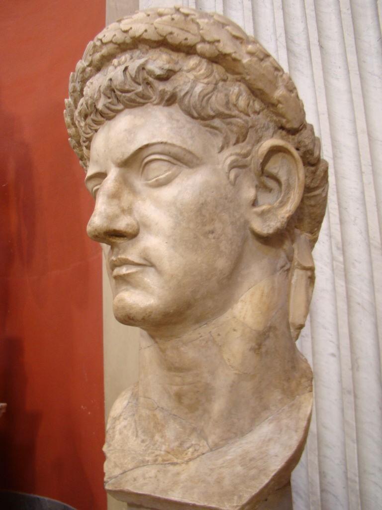 Imperador Claudius - Museu do Vaticano e Capela Sistina - O Que Ver