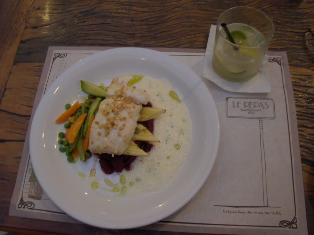 Le Repas,Restaurantes em São Paulo,Meus Destinos Imperdíveis
