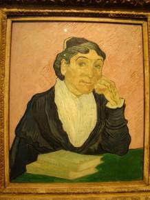 """"""" A Arlesiana """" de Vincent Van Gogh - O melhor do MASP - Dicas e destaques"""