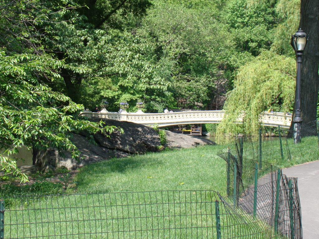 Bow Bridge, melhores atrações do Central Park