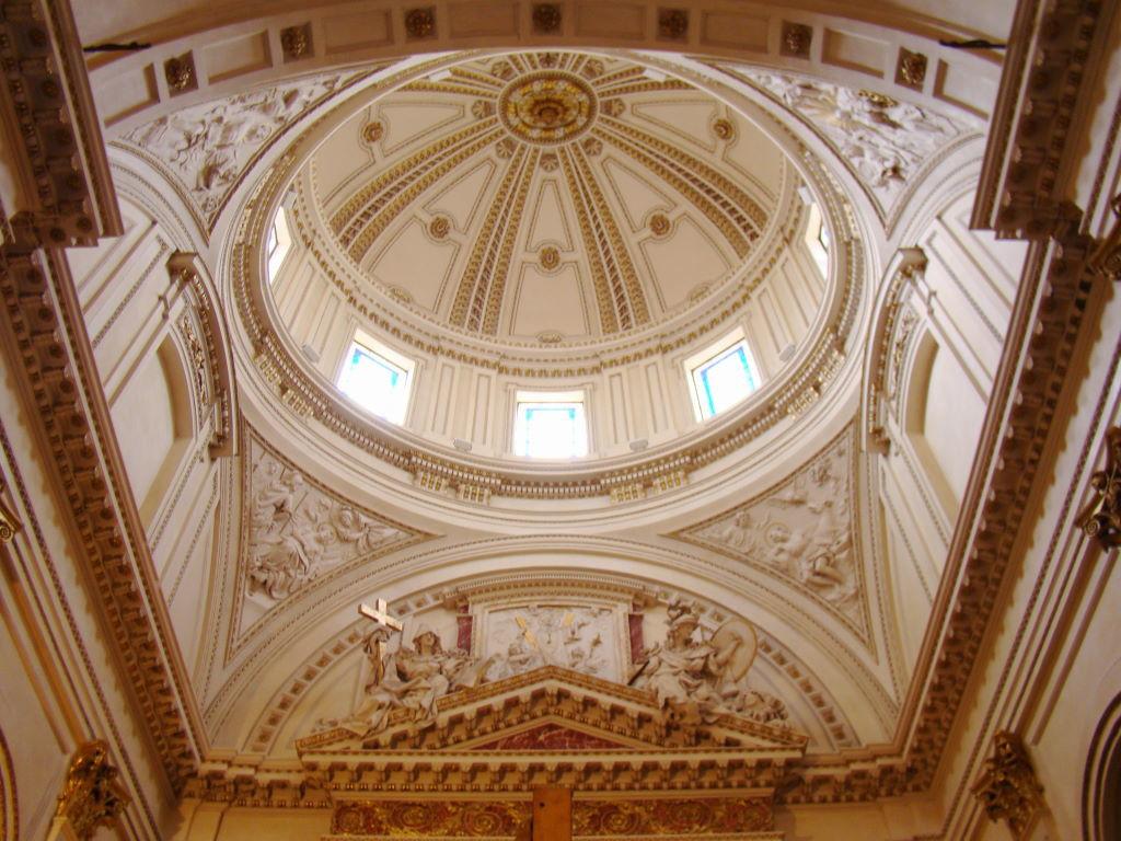 Cúpula da Catedral de Valência - O que fazer em Valência Espanha - Pontos Turísticos