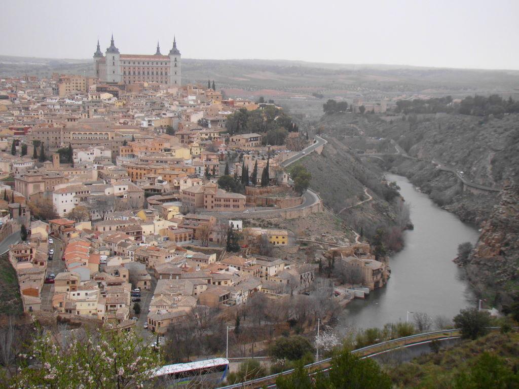 Toledo in 01 day