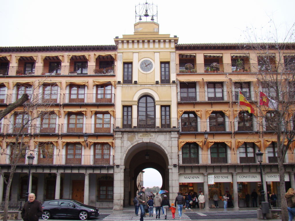 Zocodovar Square- Toledo in 01 day