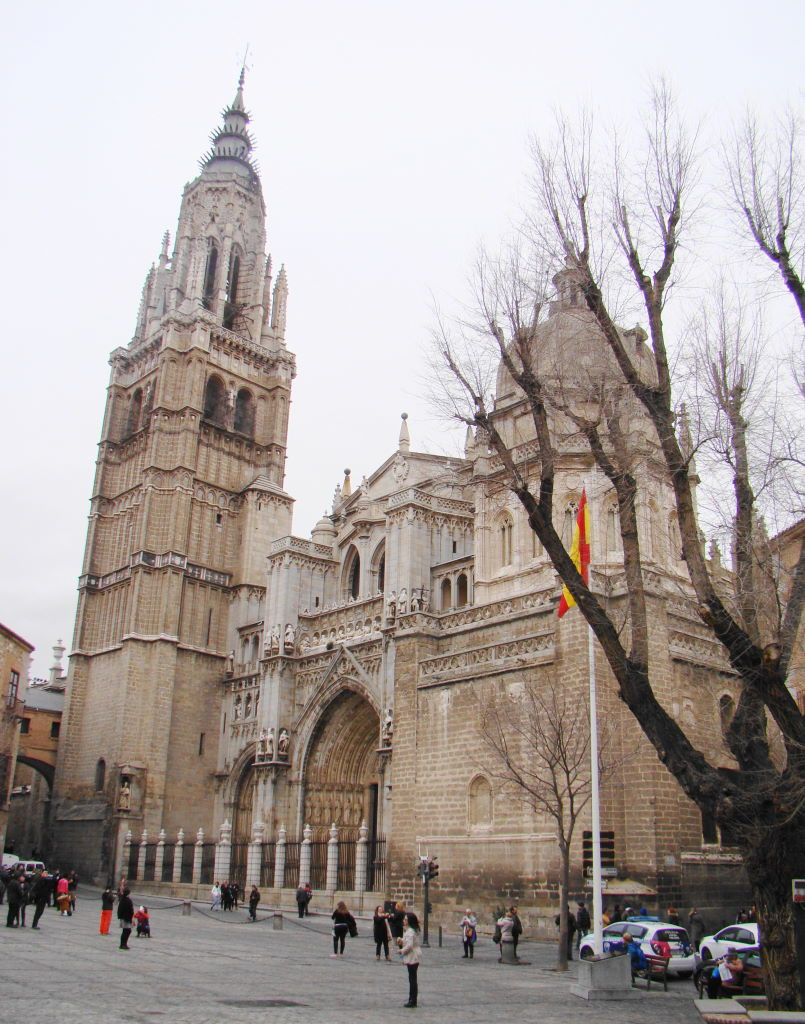 Toledo Cathedral - Toledo in 01 day