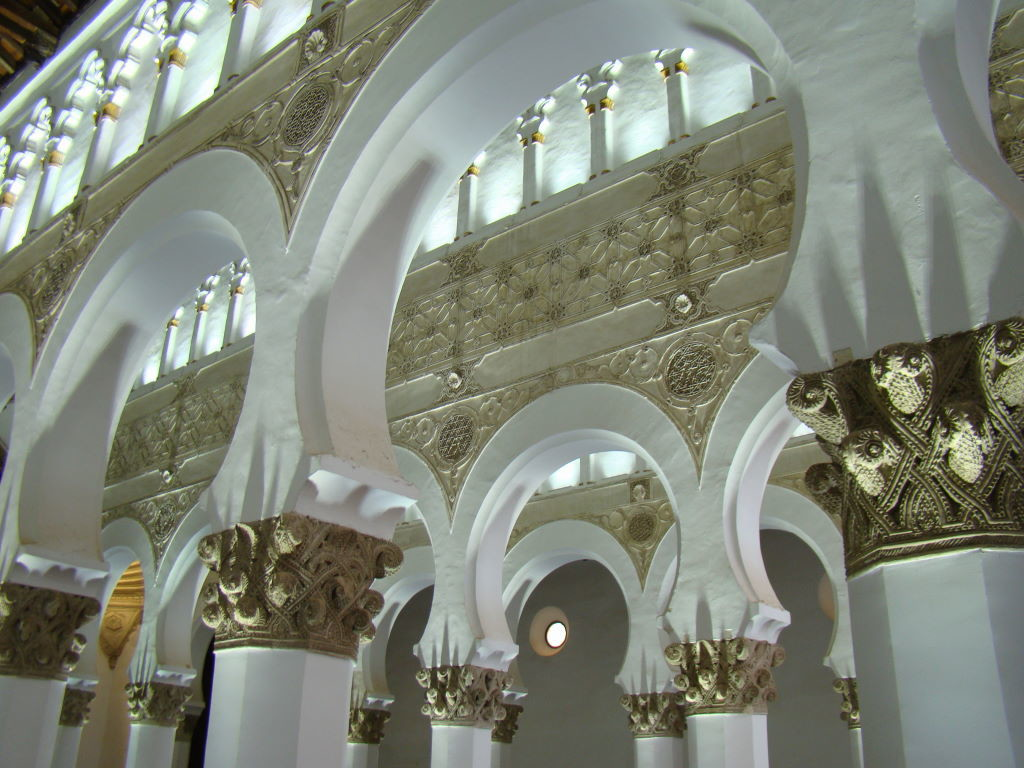 Santa Maria La Blanca Synagogue - Toledo in 01 day