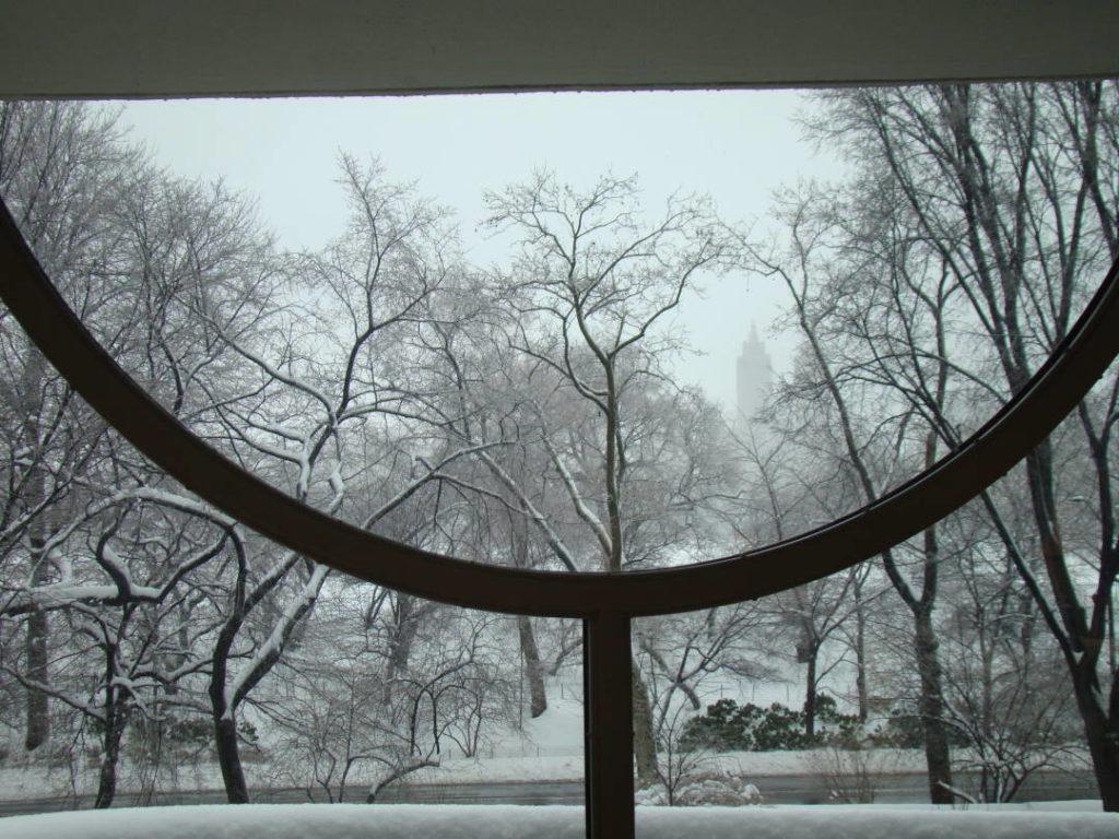 Guggenheim Museum - Melhores atrações de Nova Iorque no inverno - Com Neve!