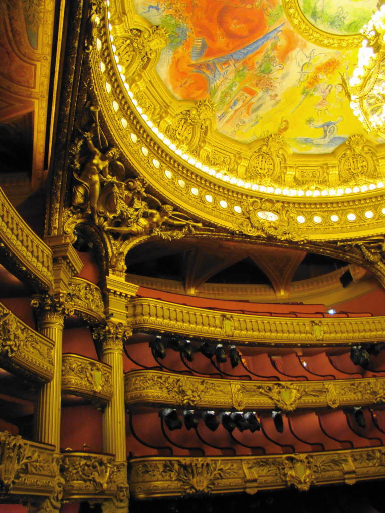 Opera Garnier - 5 days in Paris itinerary - Best attractions!