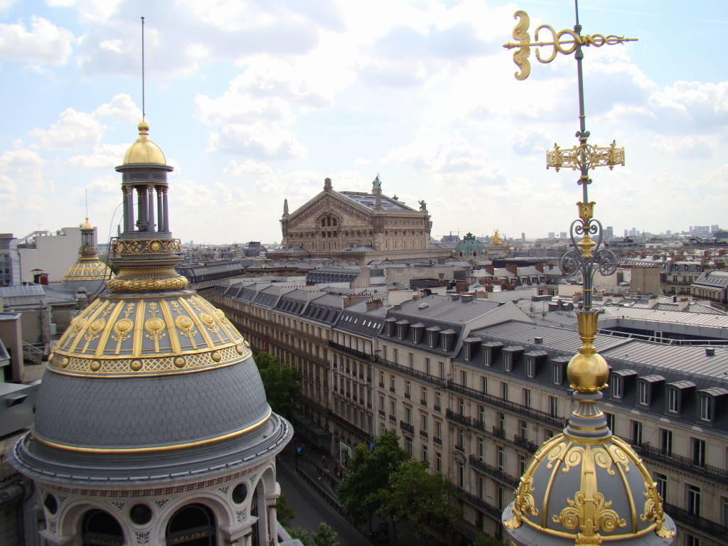 Printemps - 5 days in Paris itinerary - Best attractions!