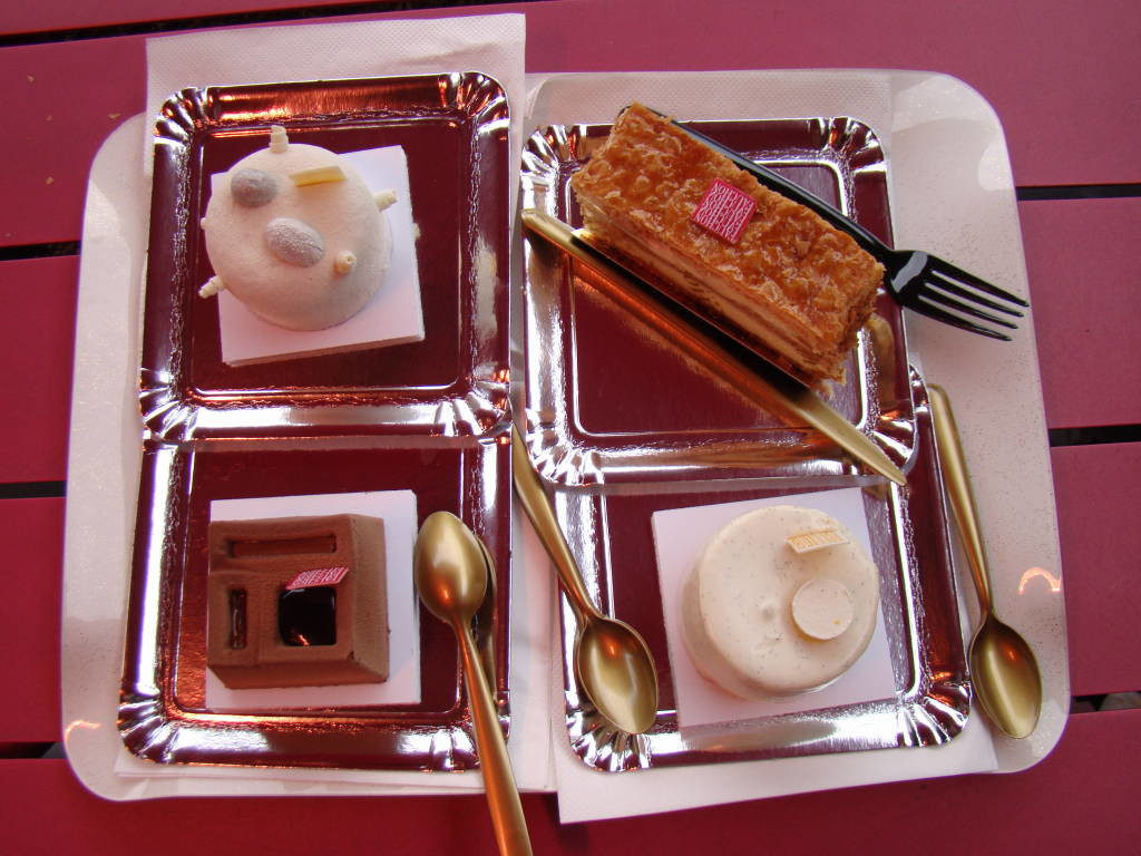 Fauchon - 5 days in Paris itinerary - Best attractions!