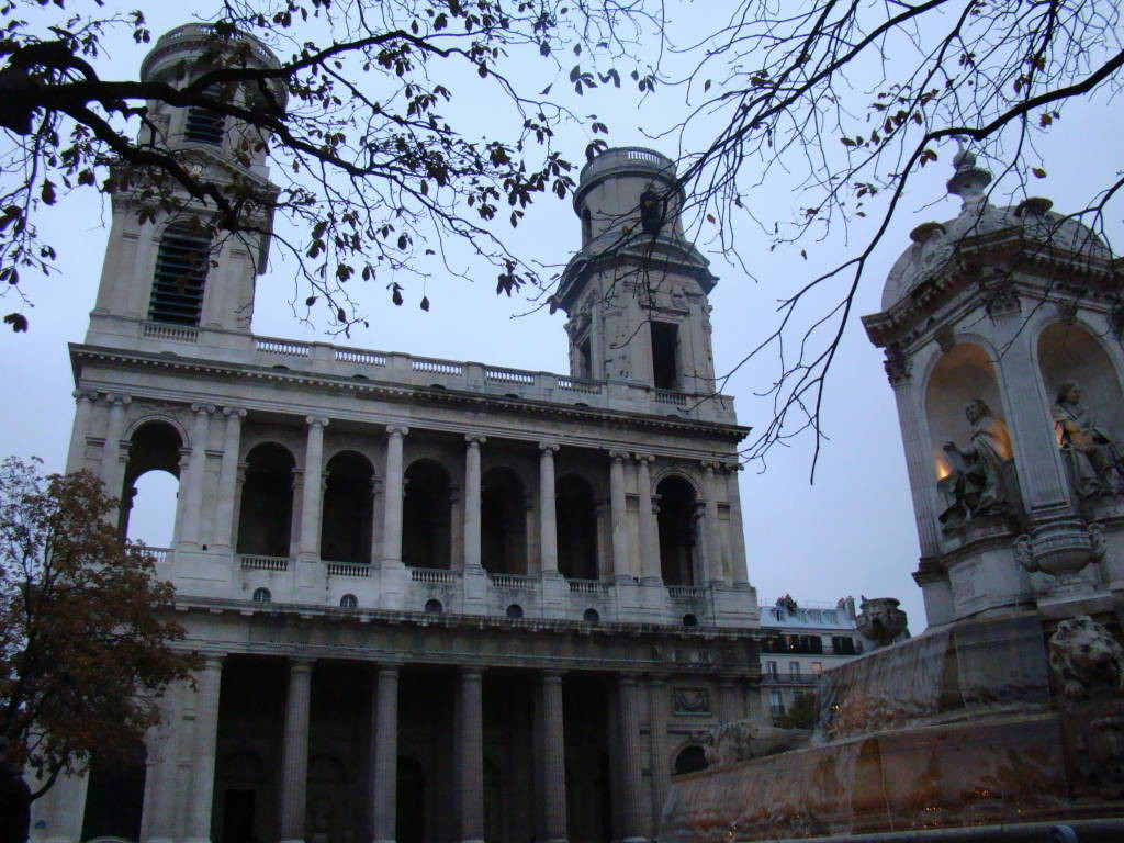 Saint Sulpice - 5 days in Paris itinerary - Best attractions!