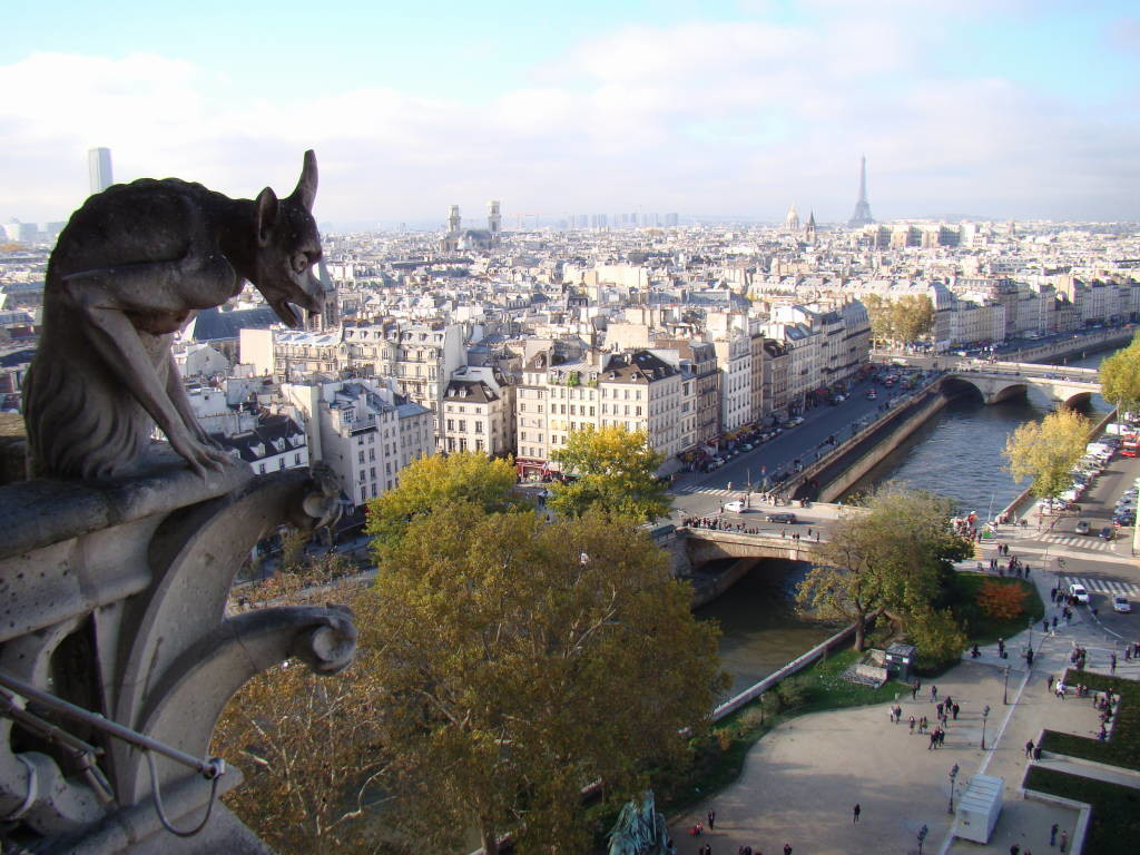 5 days in Paris itinerry