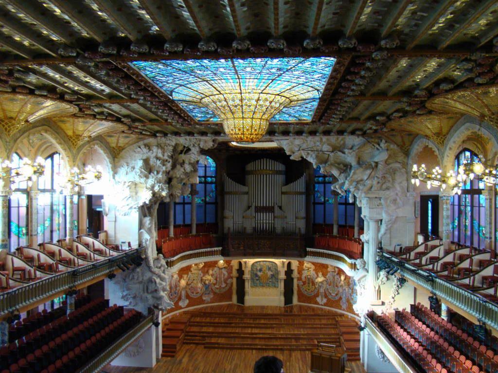 Dicas do Palau de la Musica Catalana  em Barcelona