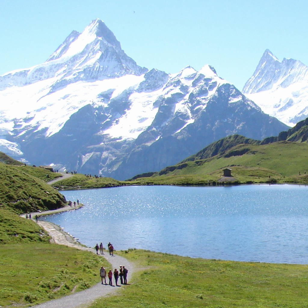 Hiking Trail Grindelwald First to Bachalpsee