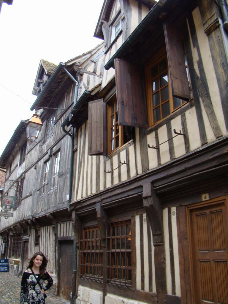 Atrações de Honfleur na Normandia