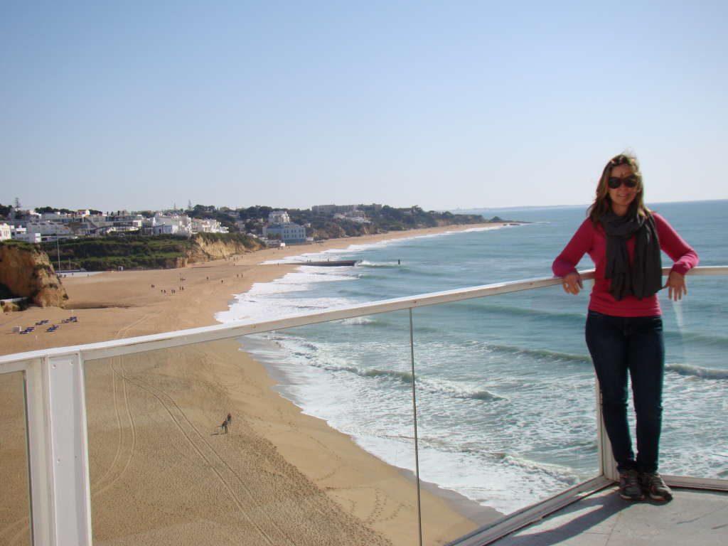Albufeira - Mais belas praias do Algarve no inverno