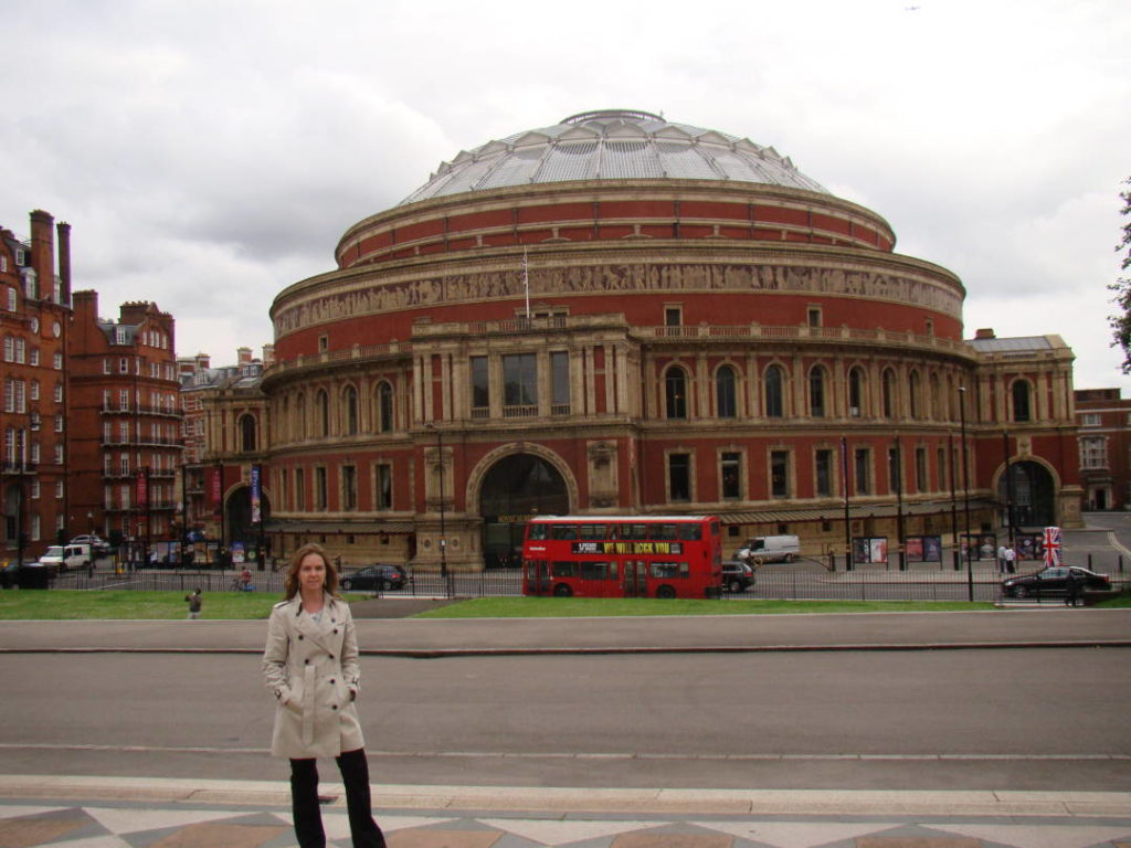 Royal Albert Hall - Best and most famous parks in London