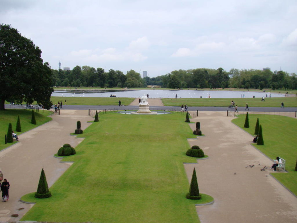 Kensington Gardens  - Best and most famous parks in London