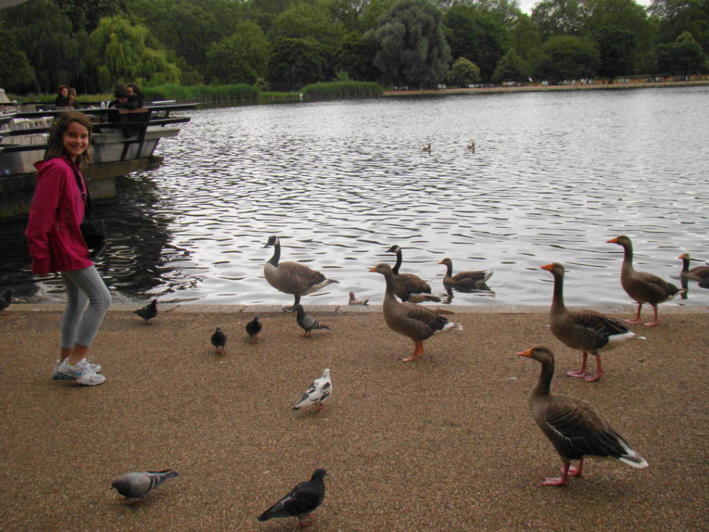 Hyde Park - Best and most famous parks in London