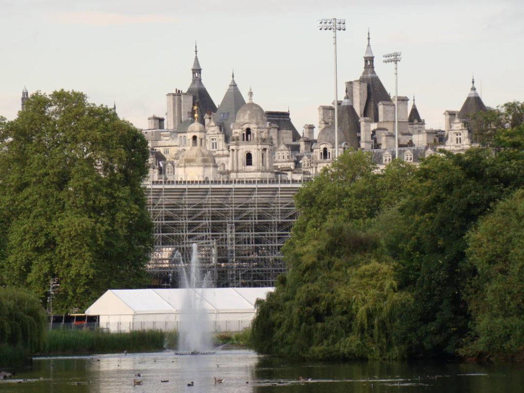 St. James Park - Best and most famous parks in London