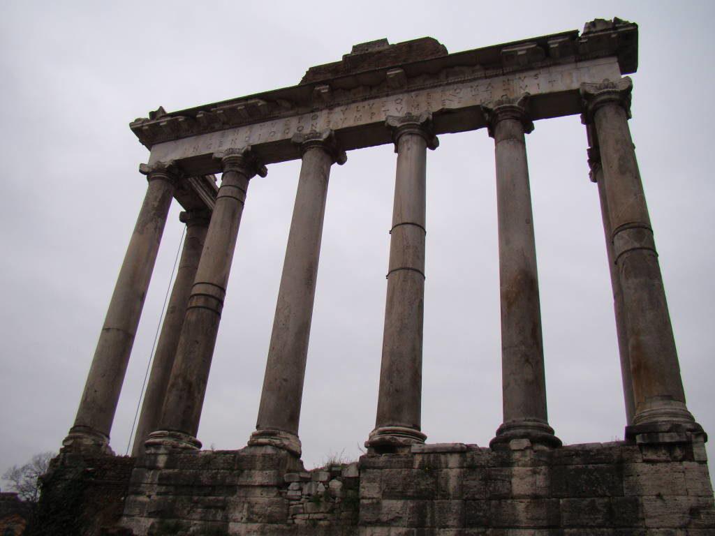 Fórum Romano - Pontos Turísticos de Roma