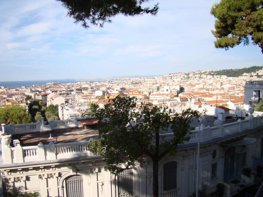 Nice vista do Hotel Petit Palais - O que fazer em Mônaco França