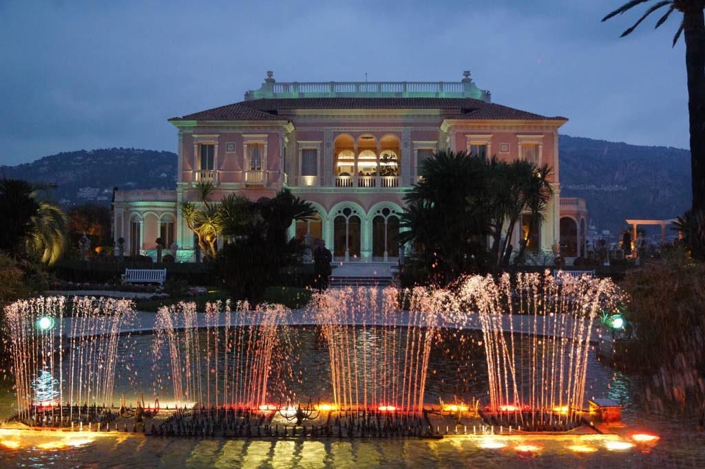 Villa Ephrussi de Rothschild - Sul da França - Inverno na Europa - Onde ir e o que fazer