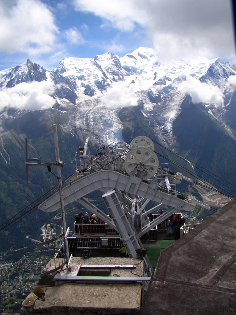 Le Brévent - O que fazer em Chamonix França