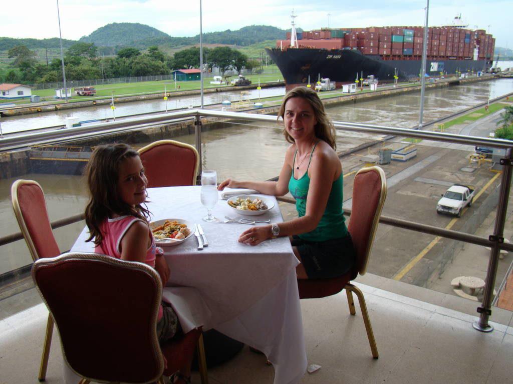 Eclusas de Miraflores - O que fazer no Panamá