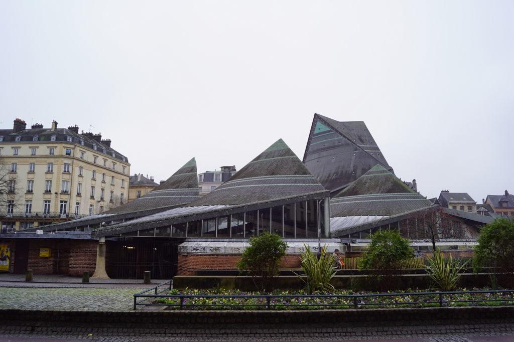 Igreja Santa Joana D'Arc - O que fazer em Rouen França