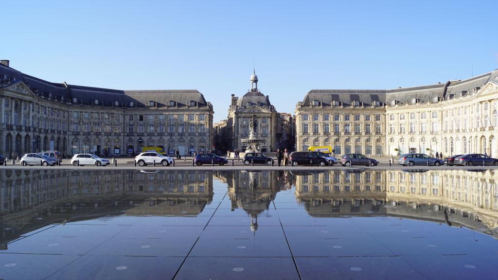 """Place de la Bourse e Espelho D""""Água - Bordeaux França: Cidade do Vinho, Duna de Pilat e muito mais!"""