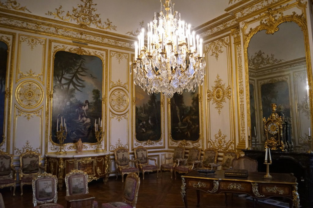 O Quarto do Príncipe - O Castelo de Chantilly França vale a pena?