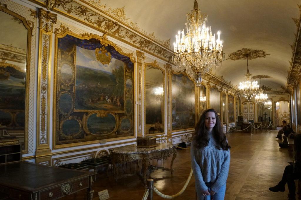 A Galeria das Batalhas - O Castelo de Chantilly França vale a pena?