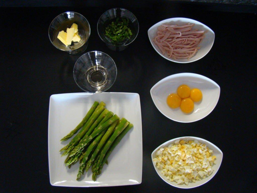 Comida típica da Holanda: Como fazer aspargos holandeses