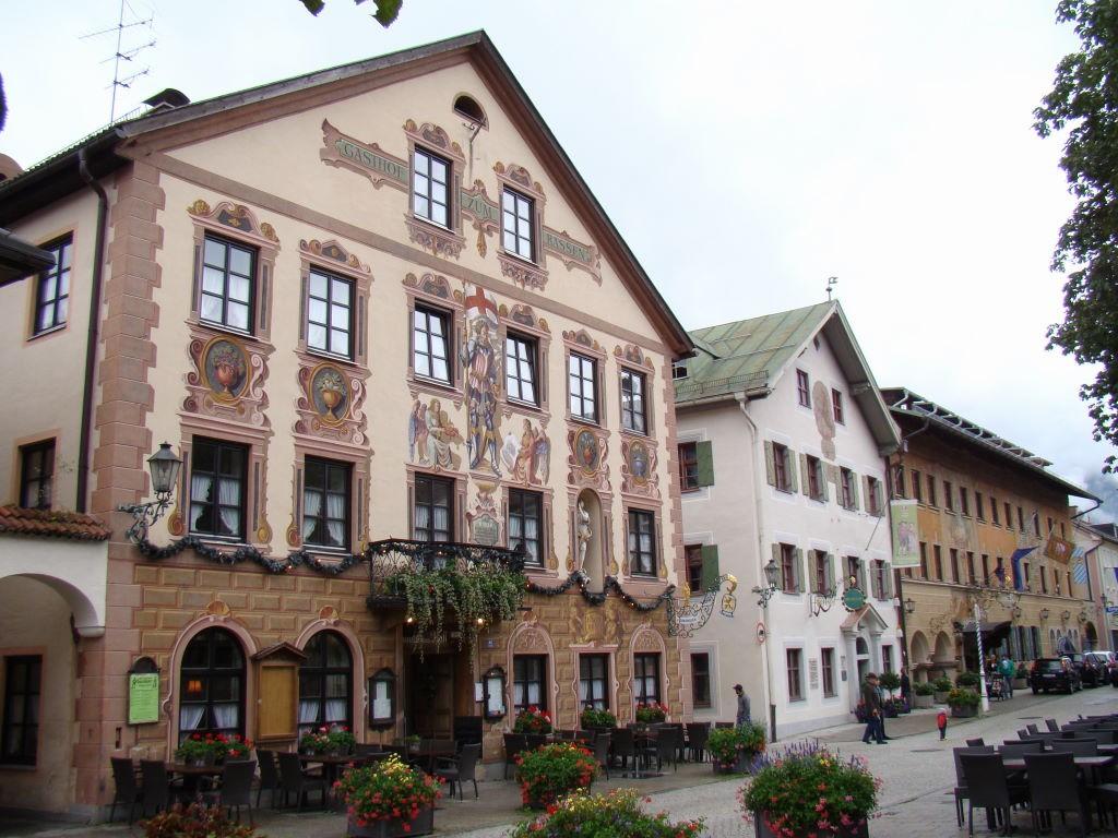 Melhores atrações de Garmisch -Partenkirchen na Alemanha - Para onde viajar em julho na Europa